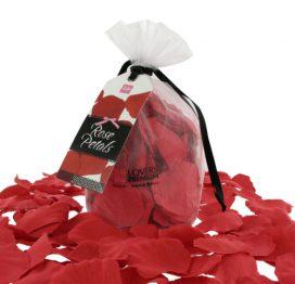 afbeelding Rose Petals Red
