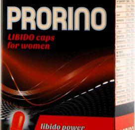 afbeelding ERO PRORINO LIBIDO CAPS WOMEN 2 PCS