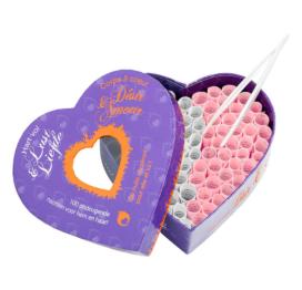 afbeelding Erotisch spel hart vol lust & liefde