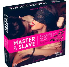 afbeelding Erotisch Spel Master & Slave Pink