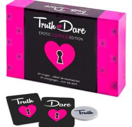 afbeelding Erotisch spel Truth or Dare voor koppels
