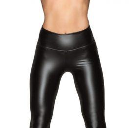 afbeelding Exclusieve wetlook legging
