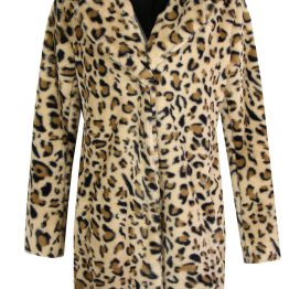 afbeelding Fake fur coat Nelly