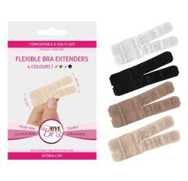 afbeelding Flexibele BH Verlengers 2-Haaks
