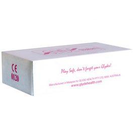 afbeelding Glyde Ultra Aardbei- 100 Condooms