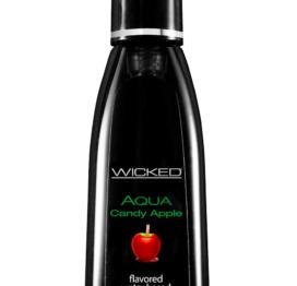 afbeelding Glijmiddel Aqua Candy Apple - 120ml