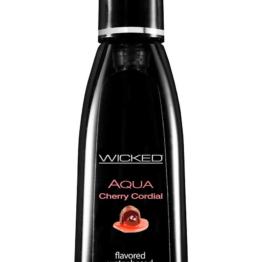 afbeelding Glijmiddel Aqua Cherry Cordial - 60ml