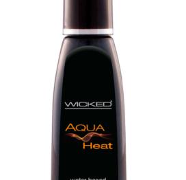 afbeelding Glijmiddel Aqua Heat - 60ml