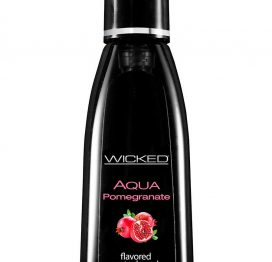 afbeelding Glijmiddel Aqua Pomegranate - 120ml