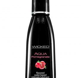 afbeelding Glijmiddel Aqua Pomegranate - 60ml