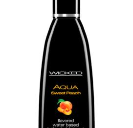 afbeelding Glijmiddel Aqua Sweet Peach - 60ml