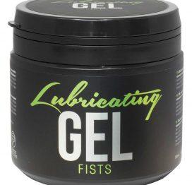 afbeelding Glijmiddel Lubricating Gel Fists