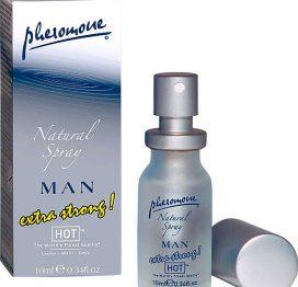 afbeelding Hot feromonenspray Twilight voor mannen