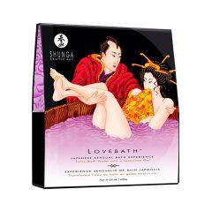 afbeelding Sensuele badgel (Geur: Sensuele Lotus (paars))