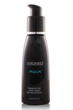 afbeelding Aqua glijmiddel op waterbasis (Inhoud: 60ml)