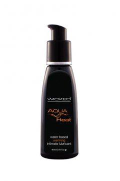 afbeelding Aqua heat glijmiddel
