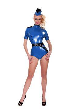 afbeelding Datex politie kostuum (Maat: S)