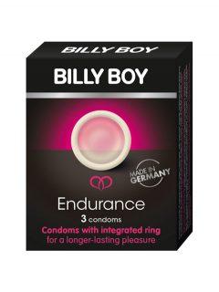 afbeelding Billy Boy Endurance condooms (Aantal: 3 stuks)