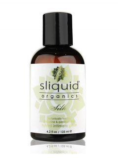 afbeelding Sliquid Organics - Silk glijmiddel siliconenbasis