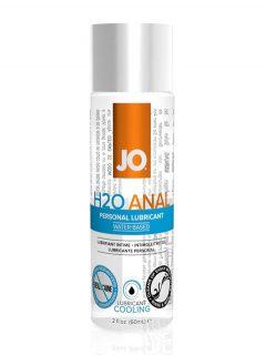 afbeelding JO H2O Anaal Cool glijmiddel (Inhoud: 60 ml)