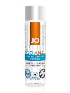 afbeelding JO H2O Anaal Cool glijmiddel (Inhoud: 120 ml)