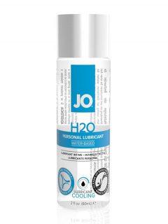 afbeelding JO H2O cool glijmiddel (Inhoud: 60 ml)