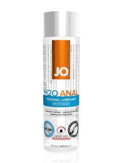 afbeelding JO Anaal Premium Verwarmende glijmiddel (Inhoud: 120 ml)