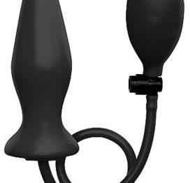 afbeelding Inflatable silicone plug