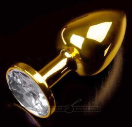 afbeelding Jewellery small gold diamond