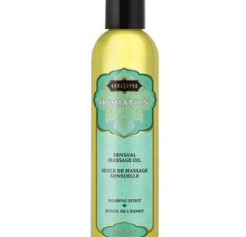 afbeelding Kamasutra Massage Oil Soaring Spirit - 59ml