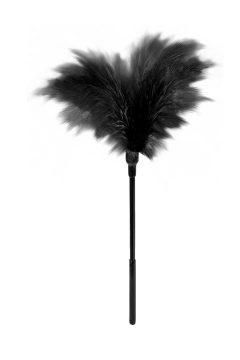afbeelding Kleine veren kietelaar (Kleur: Zwart)