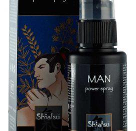 afbeelding Man Power Spray