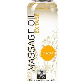 afbeelding Massage olie Extase Sinaasappel