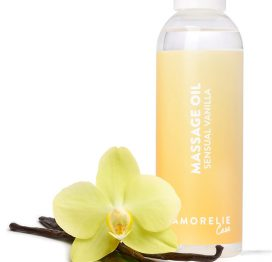 afbeelding Massage olie Sensual Vanilla 100ml