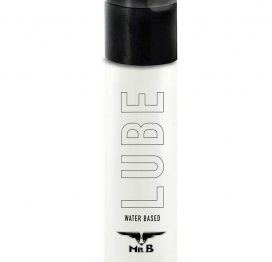 afbeelding Mister B lube waterbased 100 ml