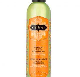 afbeelding Naturals Massage Oil - Tropical Fruits 236ml