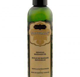 afbeelding Naturals Massage Oil - Vanilla Sandelwood 236ml