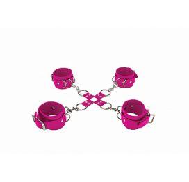 afbeelding Hogtie in de kleur Roze