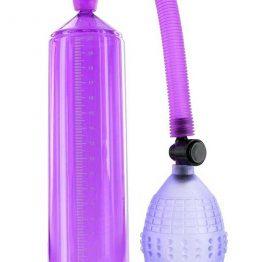 afbeelding Penispomp Purple Pleasure