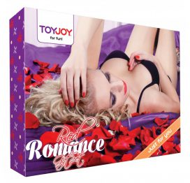 afbeelding Red romance gift set