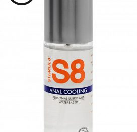 afbeelding S8 Cooling WB Anal Lube 125ml