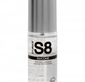 afbeelding S8 Premium Silicone Lube 50ml
