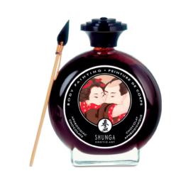 afbeelding Shunga Bodypaint - Chocalat