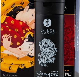 afbeelding Shunga Dragon Virility cream