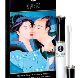 afbeelding Shunga Lip Gloss Coconut water