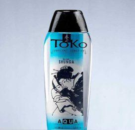 afbeelding Shunga Toko Lubricant Aqua 165ml