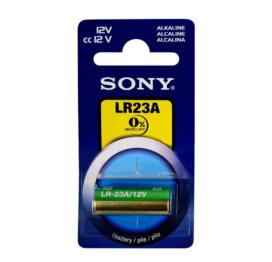 afbeelding SONY 12V-batterij type LR-23A