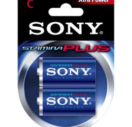 afbeelding Sony C-cel Batterij 2 stuks