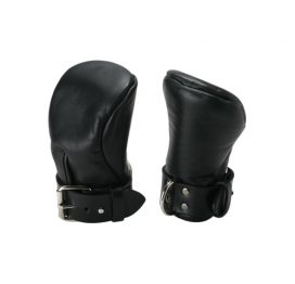 afbeelding Deluxe Gewatteerde Bondagehandschoenen