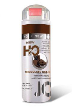 afbeelding JO chocolade glijmiddel (Inhoud: 120 ml)
